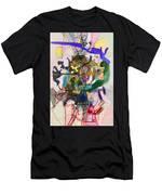 Self-renewal 16hb Men's T-Shirt (Athletic Fit)