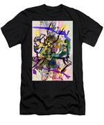 Self-renewal 16j Men's T-Shirt (Athletic Fit)