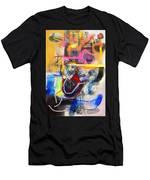 Self-renewal 23d Men's T-Shirt (Athletic Fit)