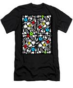 All Abut Music  Men's T-Shirt (Athletic Fit)
