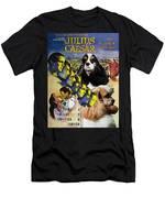American Cocker Spaniel Art - Julius Caesar Movie Poster Men's T-Shirt (Athletic Fit)