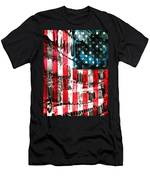 American Heroes Men's T-Shirt (Athletic Fit)