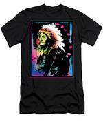 American Indian Silo Men's T-Shirt (Athletic Fit)