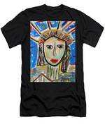 American Lady Men's T-Shirt (Athletic Fit)