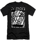 Angel In The Shadows 2 Men's T-Shirt (Athletic Fit)