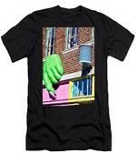 Architecture - Peggy Noland Building Men's T-Shirt (Athletic Fit)