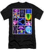 Auras Men's T-Shirt (Athletic Fit)