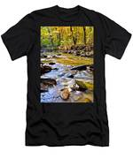 Autumn Creek Men's T-Shirt (Athletic Fit)