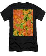 Autumn Floor Men's T-Shirt (Athletic Fit)