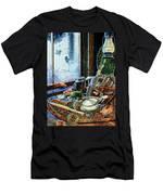 Autumn Memories Men's T-Shirt (Athletic Fit)