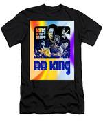 B. B. King Poster Art Men's T-Shirt (Athletic Fit)