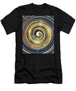 Beaconing Vortex Men's T-Shirt (Athletic Fit)