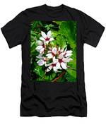 Bear Flower On Savage River Trail In Denali Np-ak  Men's T-Shirt (Athletic Fit)