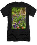 Becker Vineyards' Flower Garden Men's T-Shirt (Athletic Fit)