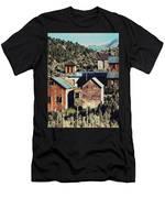 Belmont Town Men's T-Shirt (Athletic Fit)