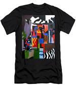 Bicloptochotik Men's T-Shirt (Athletic Fit)