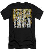 Birch Study Fall Men's T-Shirt (Athletic Fit)