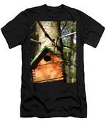 Birdhouse By Line Gagne Men's T-Shirt (Athletic Fit)