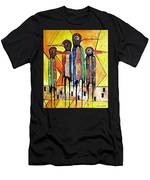 Birds 738 - Marucii Men's T-Shirt (Athletic Fit)