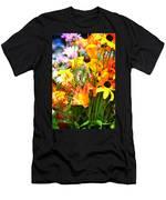 Black Eyed Susan Bouquet Men's T-Shirt (Athletic Fit)