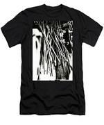 Blacksmith Iron  Men's T-Shirt (Athletic Fit)