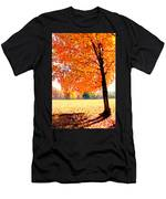Blazing Tree Men's T-Shirt (Athletic Fit)