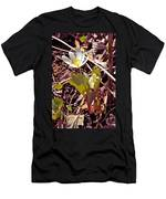 Bloodroot Reaching For The Spring Sun Men's T-Shirt (Athletic Fit)