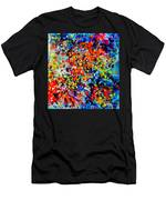 Blossoming Meadow Men's T-Shirt (Athletic Fit)