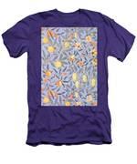 Blue Fruit Men's T-Shirt (Athletic Fit)