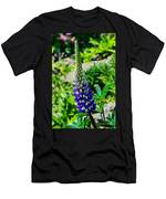 Blue Lupins Men's T-Shirt (Athletic Fit)