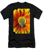 Boll Weevil On Mum Men's T-Shirt (Athletic Fit)