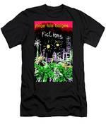 Borges Fictions Poster  Men's T-Shirt (Athletic Fit)