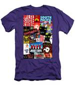 Broadway 1 Men's T-Shirt (Athletic Fit)