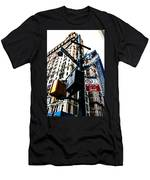 Broadway And Pine Men's T-Shirt (Athletic Fit)