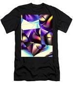 Broken Glass Men's T-Shirt (Athletic Fit)