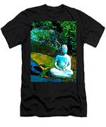 Buddha Men's T-Shirt (Athletic Fit)