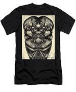Buddha Vase Men's T-Shirt (Athletic Fit)