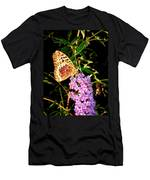 Butterfly Banquet 2 Men's T-Shirt (Athletic Fit)
