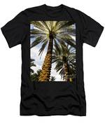 Canary Island Date Palms Men's T-Shirt (Athletic Fit)