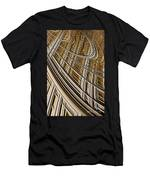 Celestial Harp Men's T-Shirt (Athletic Fit)