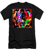 Chaos In My Mind Men's T-Shirt (Athletic Fit)