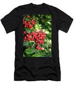 Cherry Laurel  Men's T-Shirt (Athletic Fit)