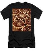 Chocolate Pecan Tarteletts Men's T-Shirt (Athletic Fit)