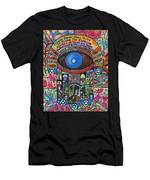 City Garden Hamsa Men's T-Shirt (Athletic Fit)