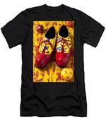 Clown Shoes And Balls Men's T-Shirt (Athletic Fit)