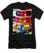 Color Fish Bowls Men's T-Shirt (Athletic Fit)