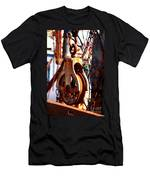 Colorful Boat Pully Men's T-Shirt (Athletic Fit)