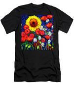 Colour Cluster Men's T-Shirt (Athletic Fit)