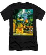 Comerica At Night Men's T-Shirt (Athletic Fit)