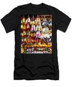 Condiments At Mercade Municipal Men's T-Shirt (Athletic Fit)